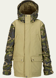 Burton Boys' TWC Greenlight Jacket