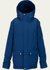 Burton Boys' TWC Greenlight Jacket