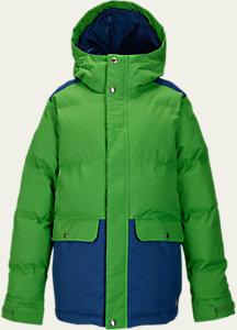 Burton Boys' Tundra Puffy Jacket
