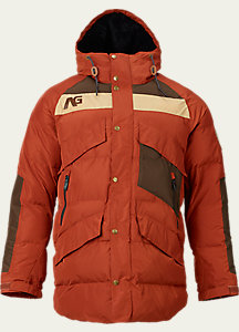 Men's Analog Innsbruck Down Snowboard Jacket