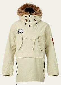 Men's Analog Mindfield Anorak Snowboard Jacket