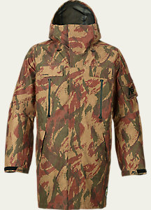 Men's Analog 3LS Snowblind Trench GORE-TEX® Snowboard Jacket