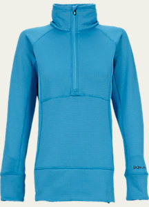Burton [ak] Women's Lift Half Zip Fleece