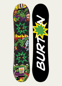 Marvel® x Burton Chopper LTD Snowboard