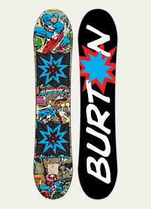 Marvel® x Burton Chopper LTD Snowboard