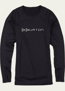 Burton Women's [ak] Power Stretch® Crew