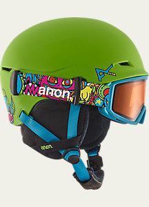 anon. Boys' Define Snowboard Helmet