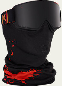 anon. Eric Pollard M3 MFI Snowboard / Ski Goggle