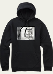 Men's Analog Filter Pullover Hoodie
