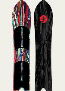 Burton Skipjack Surf Snowboard