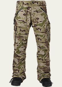 UNDEFEATED x Alpha Industries x Burton Cargo Pant