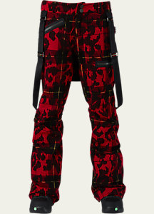 L.A.M.B. x Burton Johnny Slim Pant