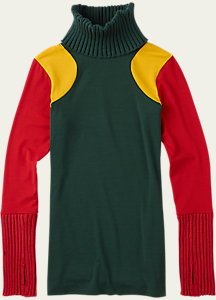 L.A.M.B. x Burton Natty Turtleneck