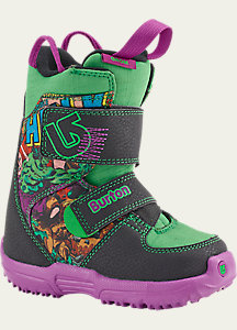 Marvel® x Burton Mini Grom Snowboard Boot