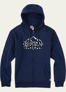 Burton MTN MFG Full-Zip Hoodie