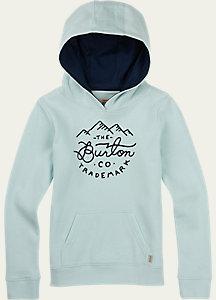 Burton Girls' Trademark Pullover Hoodie