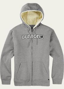 Burton Fireside Full-Zip Hoodie