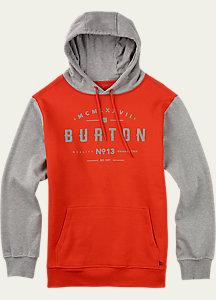 Burton Numeral Pullover Hoodie