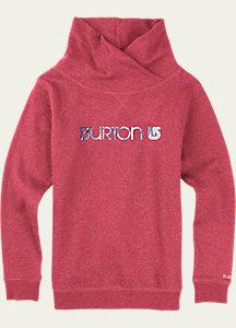 Burton Her Logo Mockneck Pullover