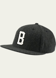 Burton Home Team Snap Back Hat