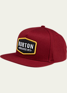 Burton Hardgoods Snap Back Hat