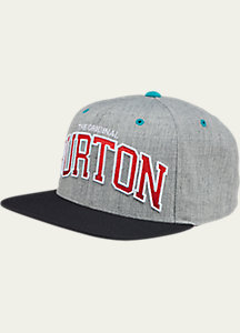 Burton Lexington Snap Back Hat