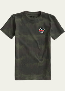 Burton Scout Slim Fit Short Sleeve Pocket T Shirt
