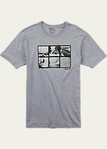 Burton Long Weekend Slim Fit Short Sleeve T Shirt