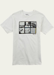 Burton Long Weekend Slim Fit Short Sleeve T Shirt