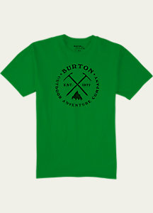 Burton Pick Axe Short Sleeve T Shirt