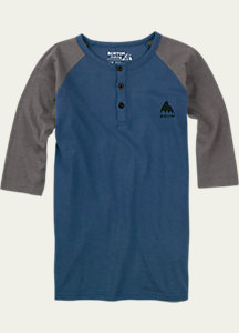 Burton Boys' Lifty Henley T Shirt