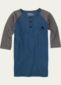 Burton Boys' Lifty Henley T Shirt
