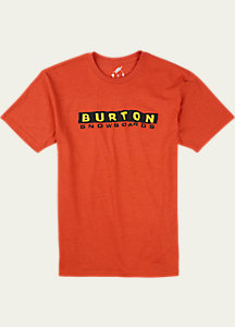 Burton Carson Recycled Slim Fit T Shirt