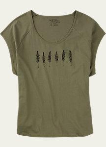 Burton Dunmore Short Sleeve T Shirt