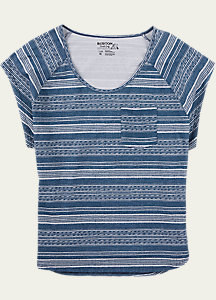 Burton Sandalwood Short Sleeve T Shirt