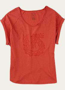Burton Lines Rollie Short Sleeve T Shirt