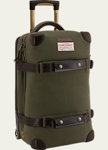 Filson® x Burton Wheelie Flight Deck Travel Bag