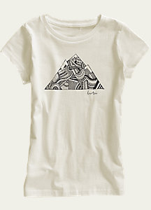 Burton Girls' Peak Short Sleeve T Shirt