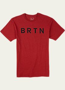 Burton BRTN Slim Fit Short Sleeve T Shirt
