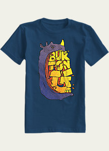 Burton Boys' Chomp Short Sleeve T Shirt