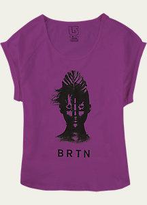 Burton Zulu Rollie Short Sleeve T Shirt