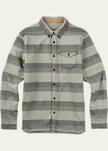 Burton Farrel Wool Long Sleeve Woven