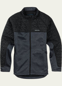 Burton Boys' Pitstop Fleece