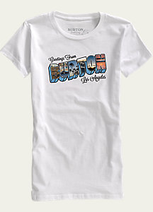 Burton Los Angeles Greeting Short Sleeve T Shirt