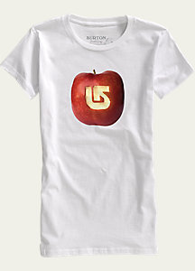 Burton New York Apple Short Sleeve T Shirt