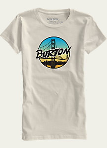 Burton San Francisco Golden Gate Short Sleeve T Shirt