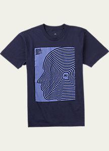 Men's Analog Mind Blender Short Sleeve T Shirt