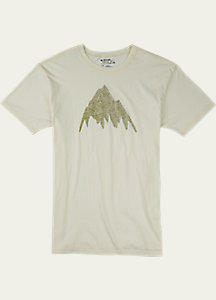 Burton Topo MTN Slim Fit Short Sleeve T Shirt