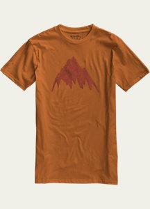 Burton Topo MTN Slim Fit Short Sleeve T Shirt