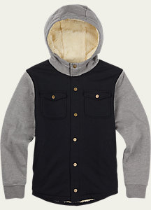 Burton Boys' Gravel Fleece